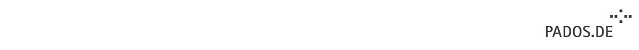 PADOS.DE Fotografie logo